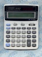 Калькулятор настольный CITIZEN SDS 8610.