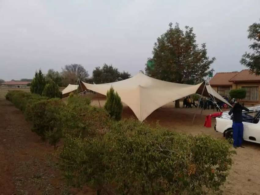 Bedouin Stretch Tents Sales/Hire 0