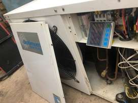 Optimum heat pump (Air to water) for sale. Pool heater, Jazuzzi heater