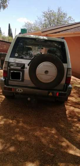Toyota prado 2000 for sale/ trade