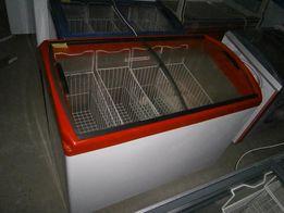 Морозильный ларь JUKA M400 S 350л--600.л.