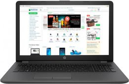 НОВЫЙ Ноутбук HP 250 G6 (4LT13EA) Dark Ash с Гарантийкой