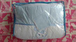 Детский постельный набор для стандартной д.кроватки