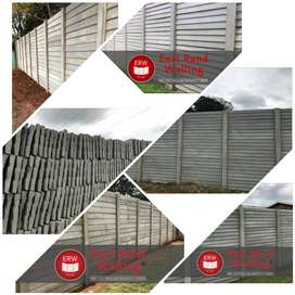 Walling Installations and Materials