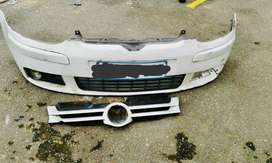 Golf 5 original rabbit bumper and grill