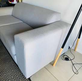 2 Seater Couch + Coffee table