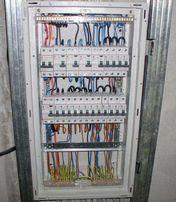 Послуги Електрика.Терміновий виклик електрика.Електромонтаж будь-який.