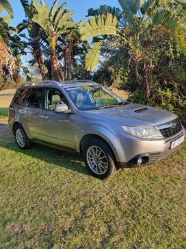 Subaru forester S edition 200kw