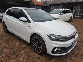 2018 Volkswagen Polo 8 2.0 GTI DSG FOR SALE