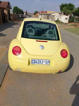 Vw beetle for sale, R39000