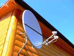 Установка,настройка и ремонт спутниковых антенн
