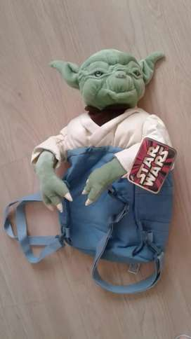Yoda Star Wars Backpack.