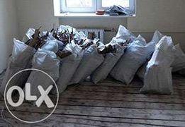 Вывоз строй мусора, хлама Борисполь, перевозки, услуги грузчиков.