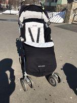 Maclaren (макларен коляска) XLR черная
