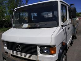разборка ремонт грузового автомобиля MERCEDES REX 814