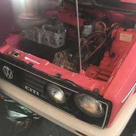 Classic collectors golf mk1 less than 100 made in the world
