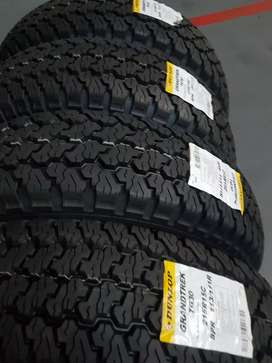 Tyres 215 R15 Dunlop brand new tyres