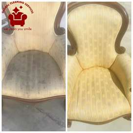 Mobile Couches Cleaning Services