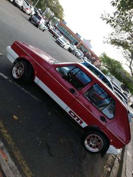 Vw golf 1 for sale 1990 red and white edition