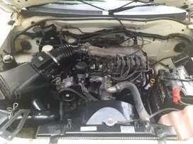 Mitsubishi colt v6 300i engine and gearbox for sale
