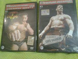 Wrestling na płytach cd,