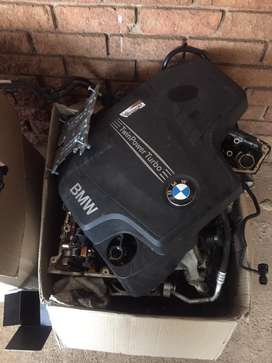 BMW F30 N20 stripping for spares