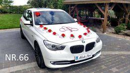 Piękna dekoracja na samochód. Mocne przyssawki