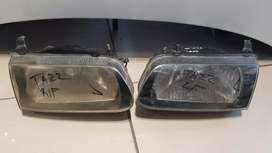 TOYOTA TAZZ HEADLIGHTS, BOTH SIDES AVAILABLE