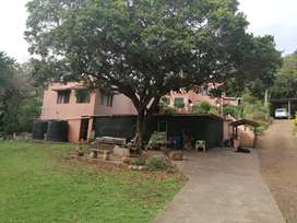 Double Storey House + 2 Flats for Sale  6 Bedrooms