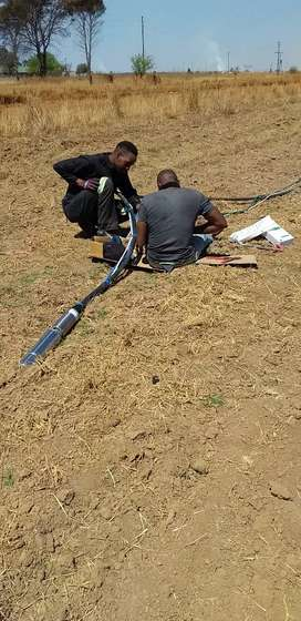 Borehole pump installation  and repairs