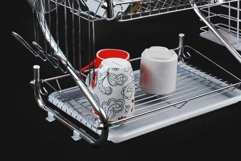 Новая сушка,сушилка для посуды 53x24x39 см Empire настольная Харьков - изображение 3