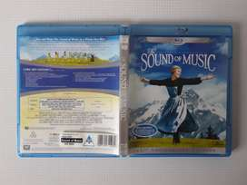 The Sound of Music. Musical BluRay Dpuble Disc Edition. See picture
