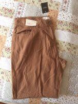 Nowe lniane męskie spodnie! Super okazja! Prosto z Londynu!