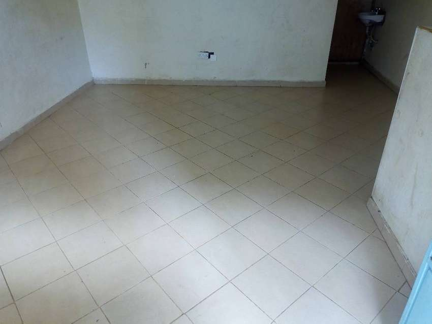 One bedroom to let t 9500 near JKUAT's gate C next to Four Seas bldng 0