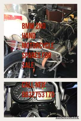 -BMW Motorcycle 2nd Hand Spares-