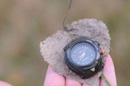Часы касио. без ремешка.