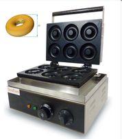 Аппарат для пончиков (живые фото) GoodFood DM6(новый) для донатсов