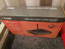 Wireless router for sale.Will accept any offer