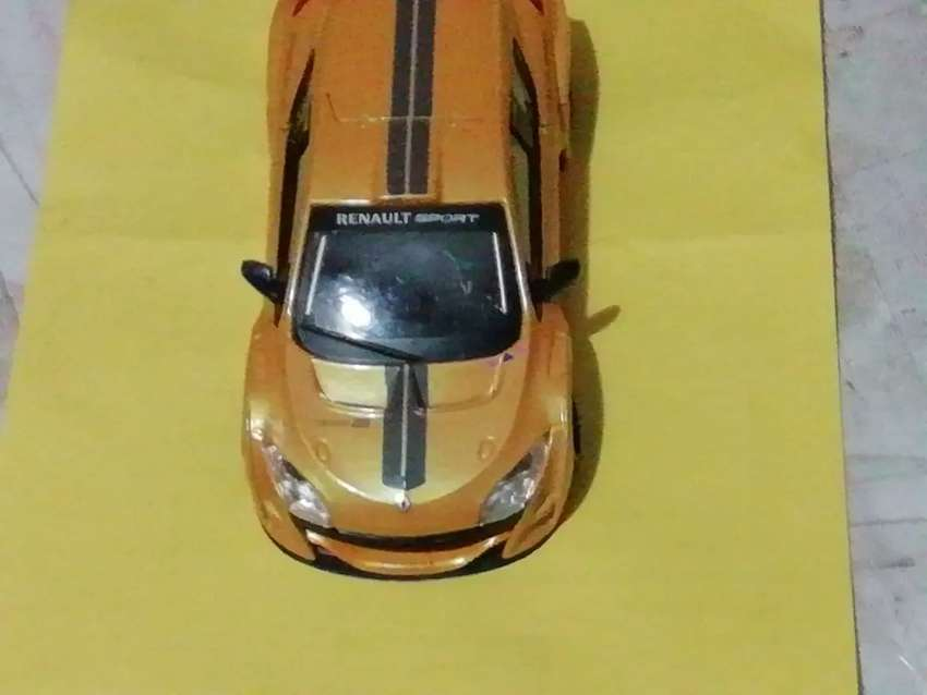 A Renault Sport toy car 0
