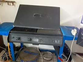 Gas braaier for sale