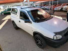 Opel corsa utility with extras