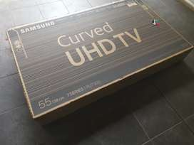 Samsung 55 inch 4k curve tb brand new in the box R7999 Price not neg