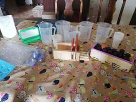 Soap Making and Bath Bomb supplies