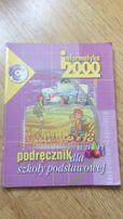 Informatyka 2000 podrecznik szkoła podstawowa