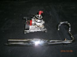 silnik modelarski do łodzi motorowej zen 7
