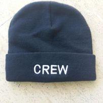 Продам вязаную шапку, морской стиль (Новая)