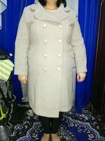 Пальто 54р в идеальном состоянии