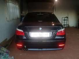 BMW 5series automatic and manual