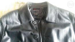 Куртка-натуральная кожа