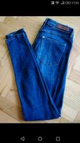 Spodnie jeansy h&m S, nowe